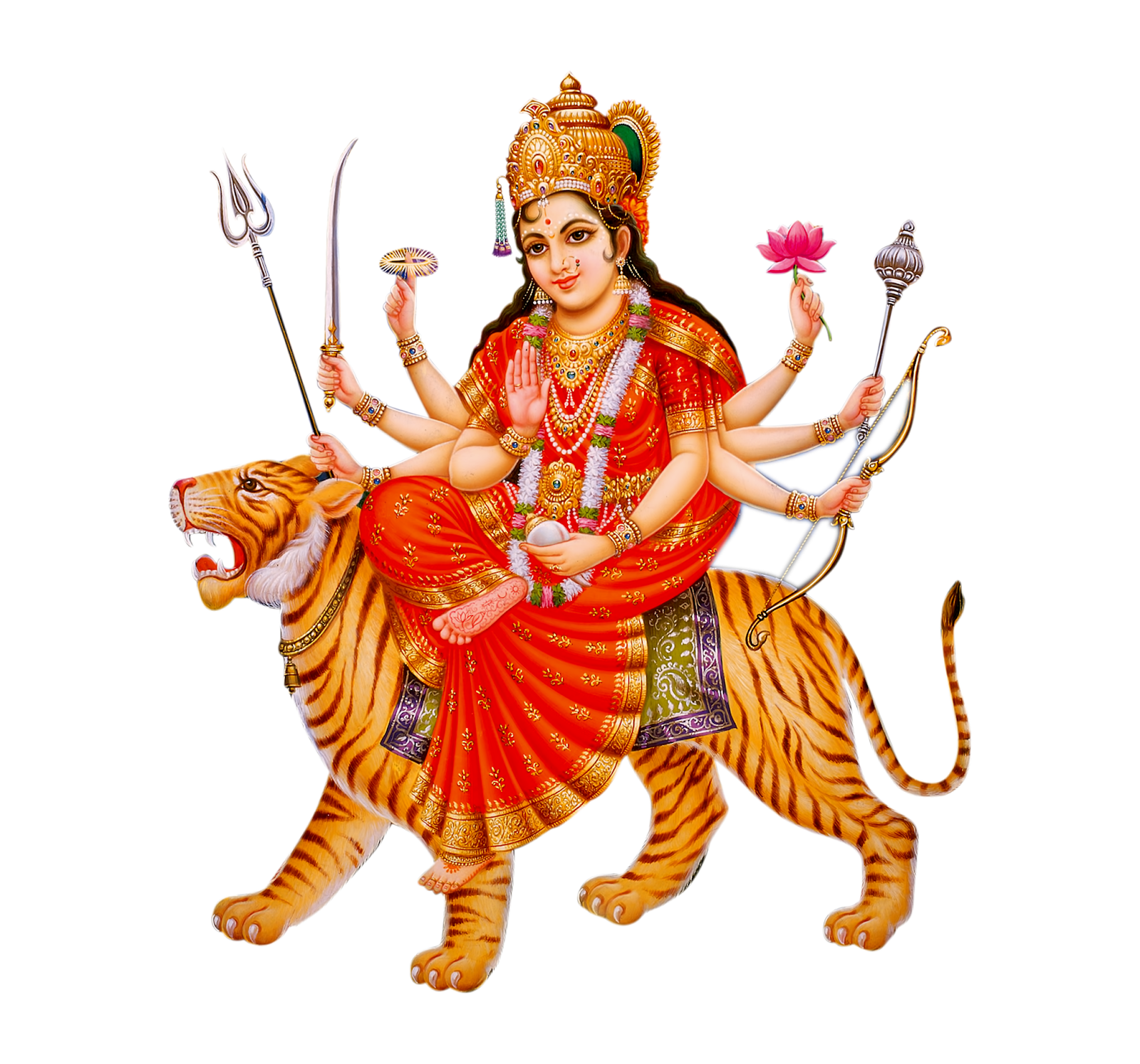 Pin On Durga Maa