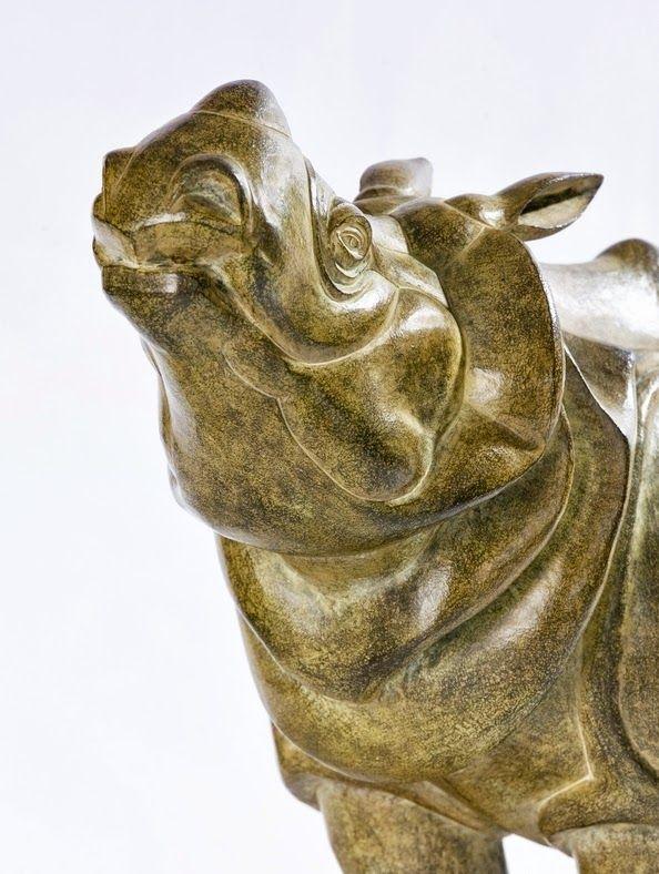 El Hurgador [Arte en la Red]: Rinocerontes (XLIV)