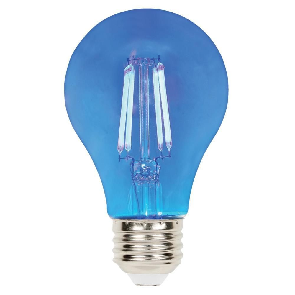 Westinghouse 40-Watt Equivalent A19 Dimmable Blue Filament
