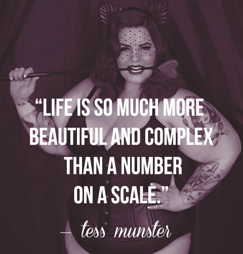 673562a49cec4 Tess Munster Body Positive Quote • Curvy Quote • Inspirational Plus Size  Model