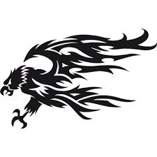Resultado De Imagen Para Nombres De Grupos De Motos Tuning Pegatinas Para Coches Aguila Dibujo Vinilos Para Autos
