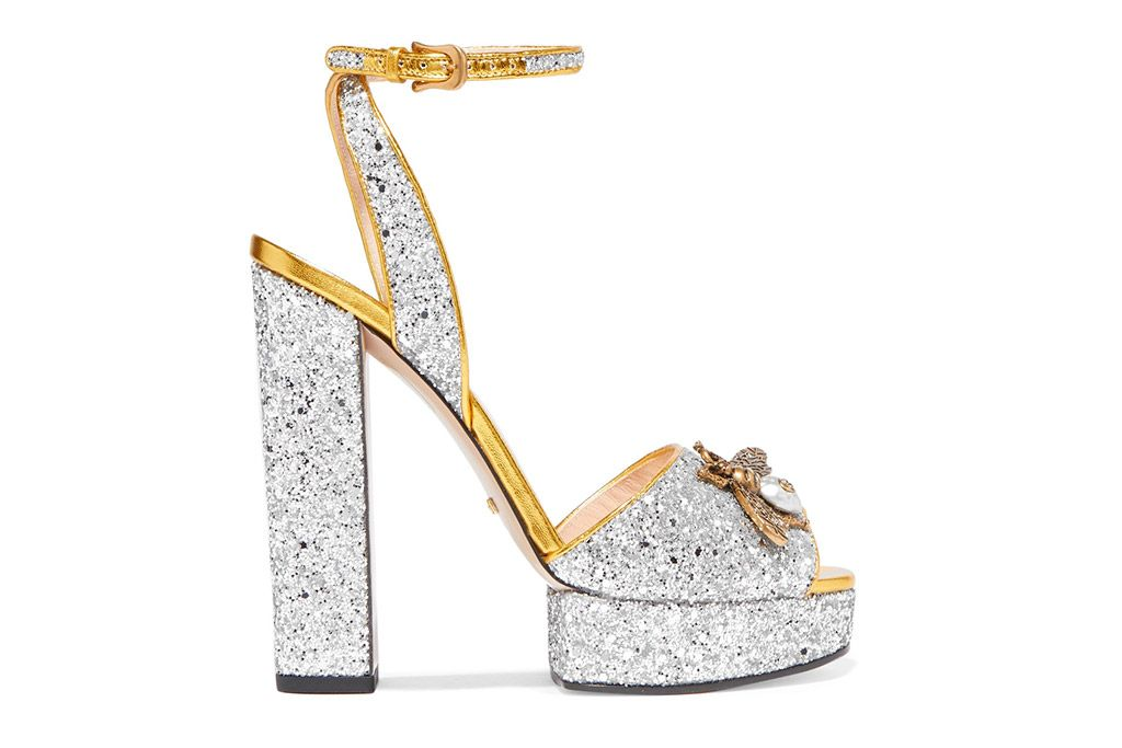 caf9d47ee4d2 Shop 7 Sparkly Shoes to Wear at Your Holiday Parties This Year