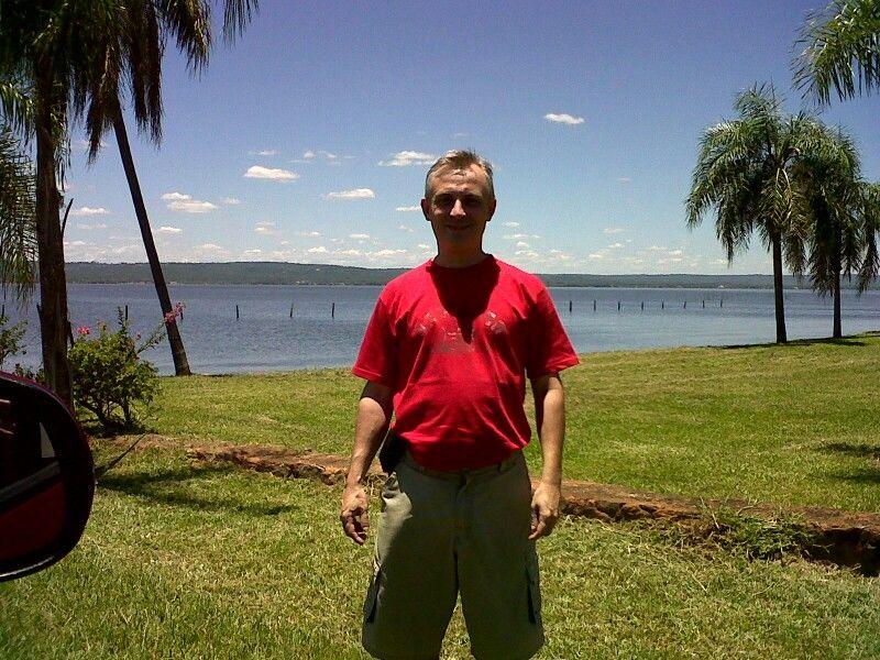 Lago, Ypacaray, Paraguay