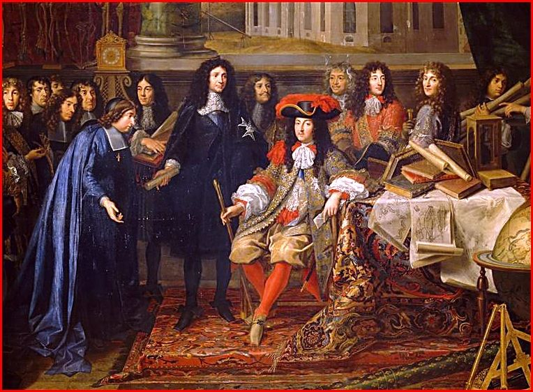 Essay: Louis XIV, The Sun King
