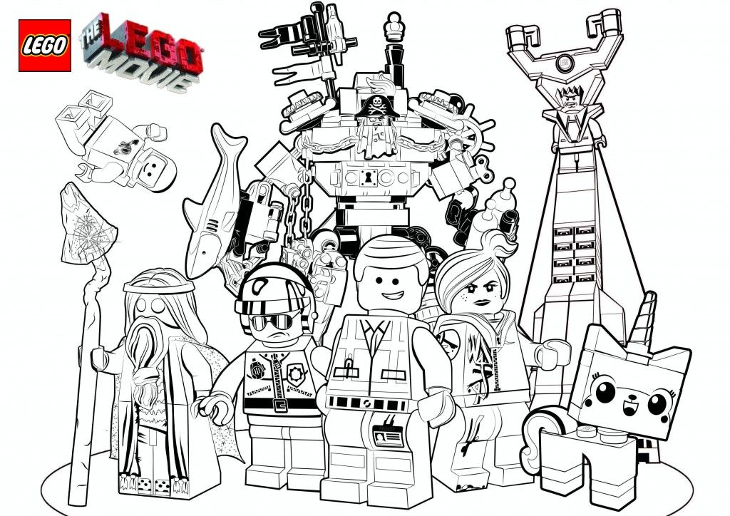 Free The LEGO Move Coloring Pages Face Masks And Movie Valentines Day