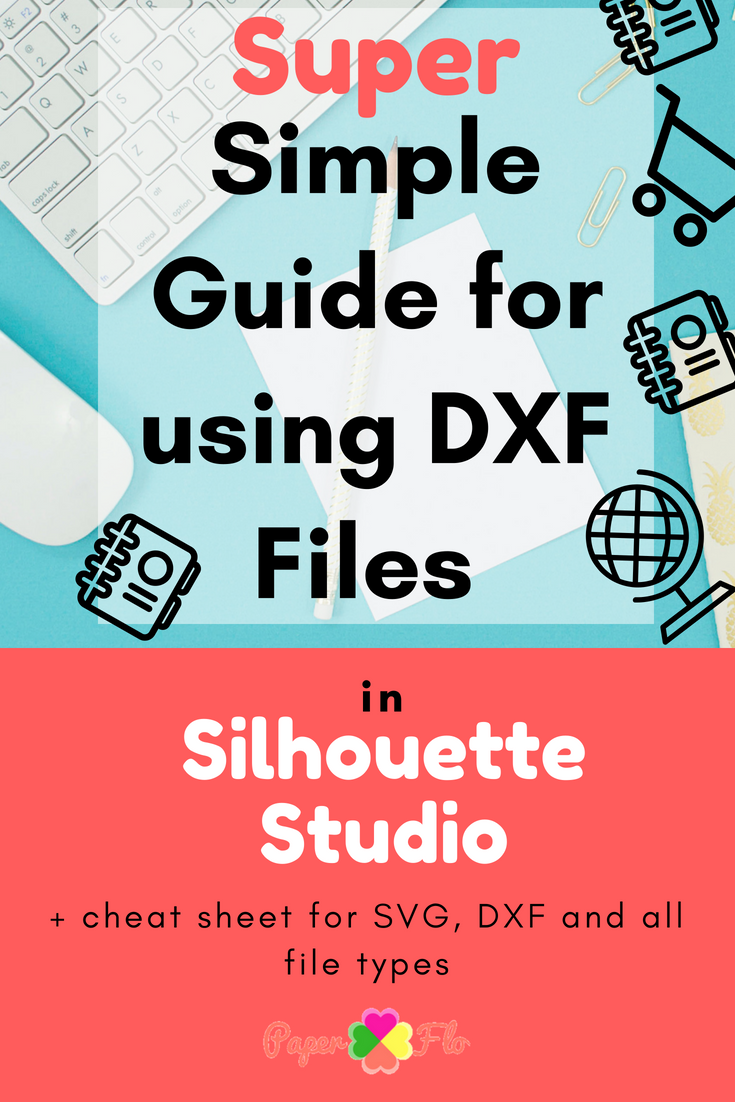 How to Open SVG Files + Silhouette Studio PDF Silhouette