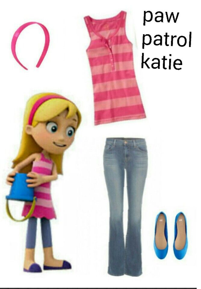 Katie from paw patrol  39cf62d28f