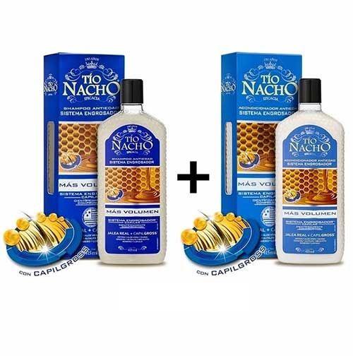 Resenha Dos Melhores Shampoos Tio Nacho Vale A Pena Usar Com