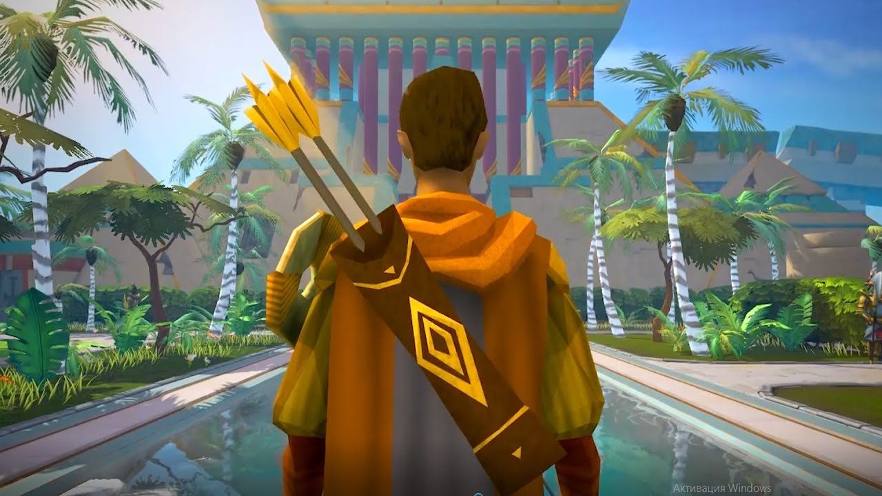 MENAPHOS - Official Gameplay RuneScape Trailer 2017 (PC) | best games