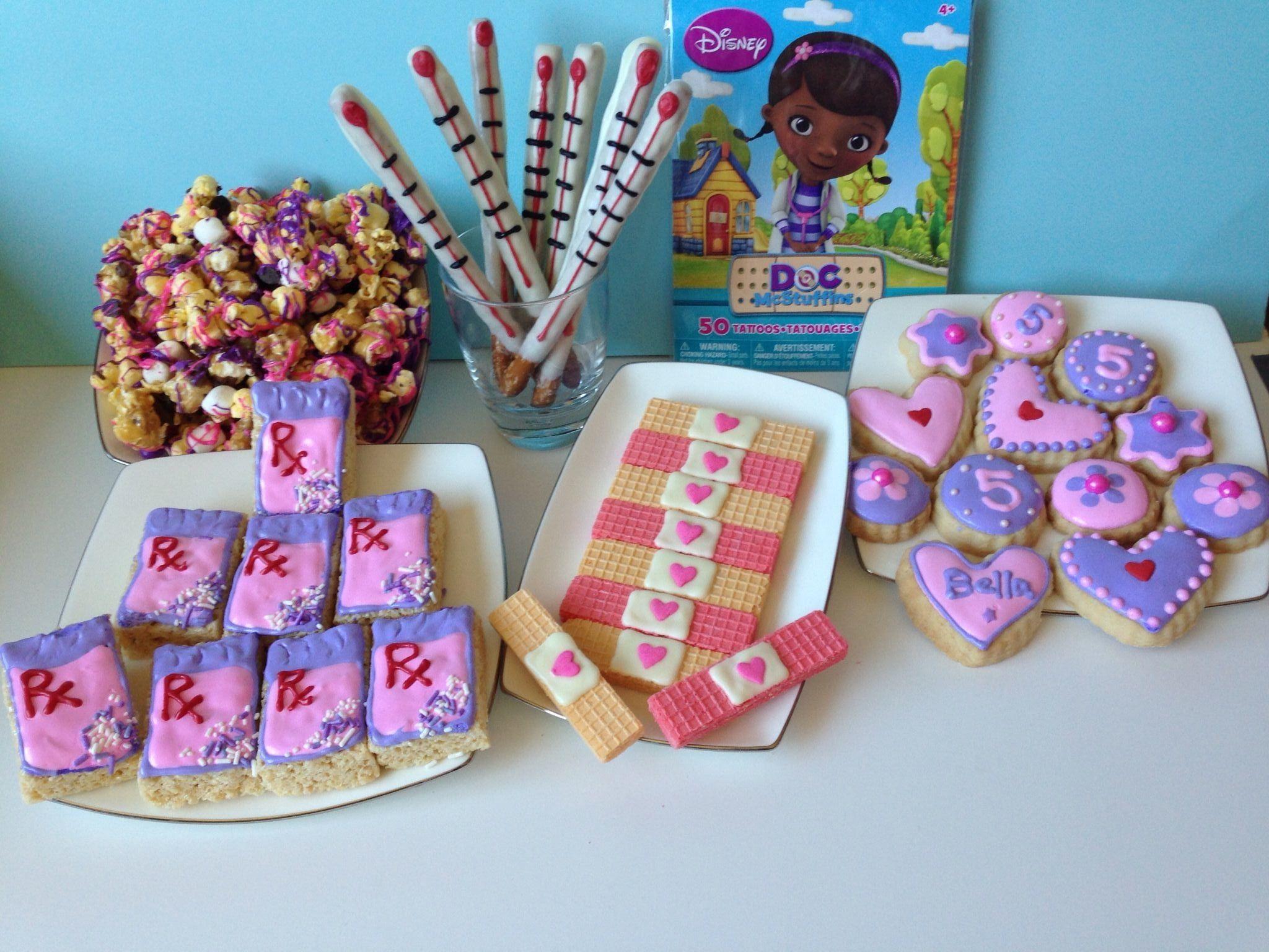ideas para decorar la comida de la mesa dulce cumple temtico dra
