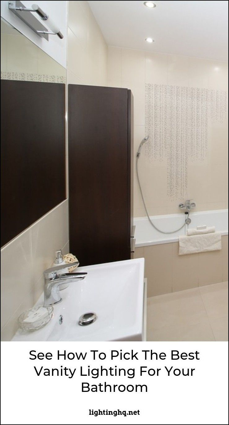 Click on the image to get more information modern bath vanity light