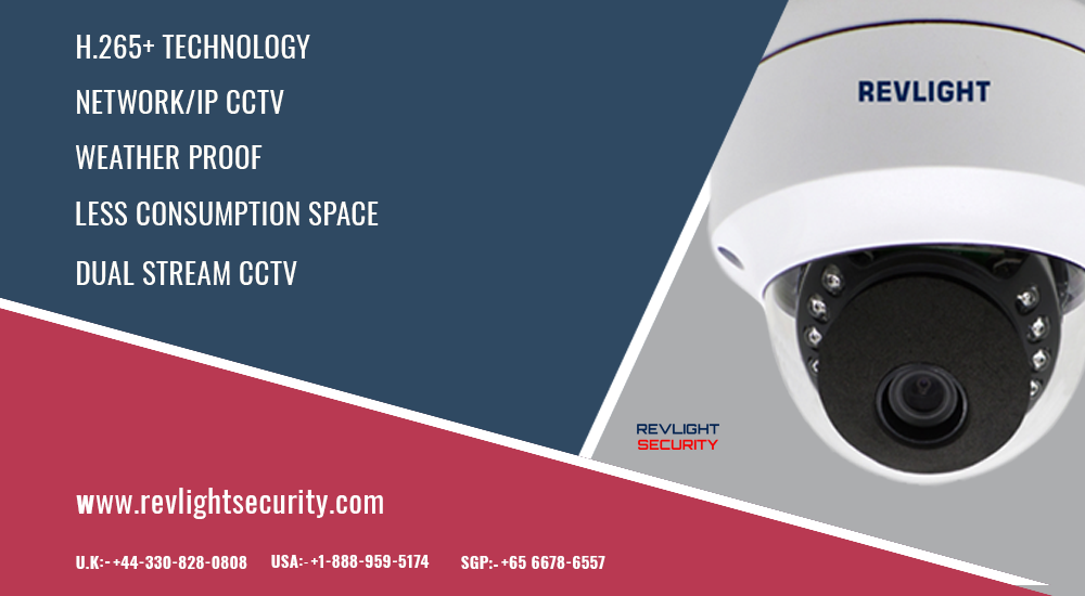 Revlight Security Is Best CCTV Manufacturing Company