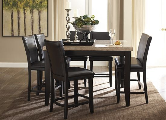 Dining Rooms, Whitney Counter Height Table, Dining Rooms ...