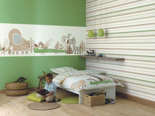 Ideen · Kinderzimmer Tapete ...