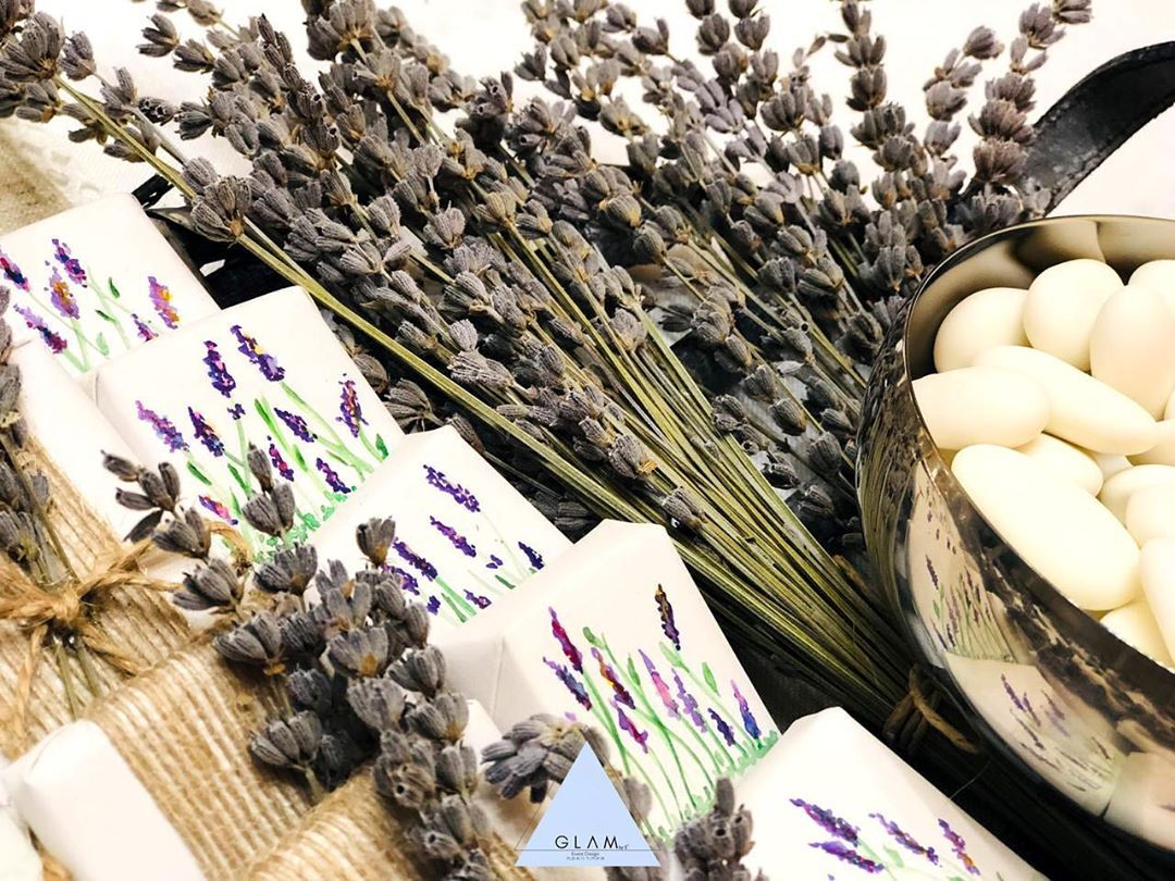 """""""As rosemary is to the spirit, so LAVENDER is to the soul."""" #vintage #autumn #season . . . . #glam.e2 #lavender #lavendertheme #lavenderseason #vintage #vintagestyle #autumn #falldecor #natural #chocolate #chocolatedesign #chocolatelover #love #style #decoration #wedding #engagement #event #livelovedesign #followme #lebanon"""