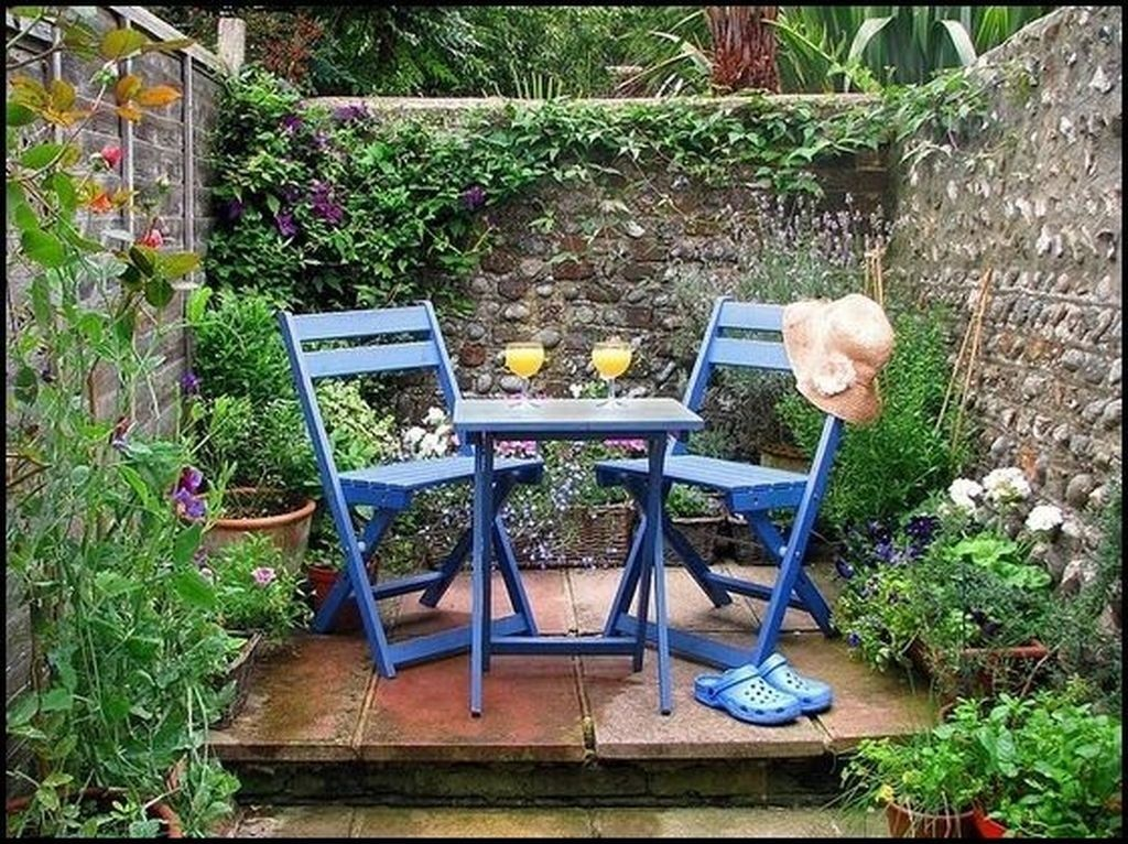 Photo of 50 Inspiring Small Courtyard Garden Design Ideas for Your House – LUVLYDECORA
