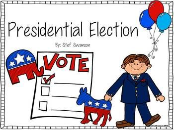 Presidential Election {Mock Election} Mini Lesson