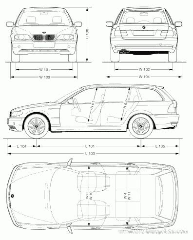 Idea By Sam Tang On Bmw E46 Touring