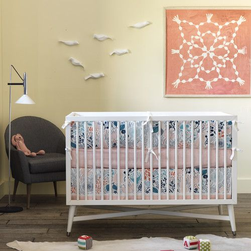 Dwellstudio Meadow Nursery Bedding Collection Dwellstudio