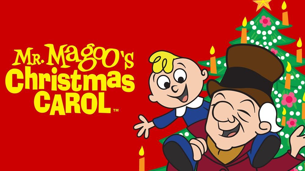 Mr. Magoo\'s Christmas Carol\' Is Still A Holiday Classic | Crooks and ...