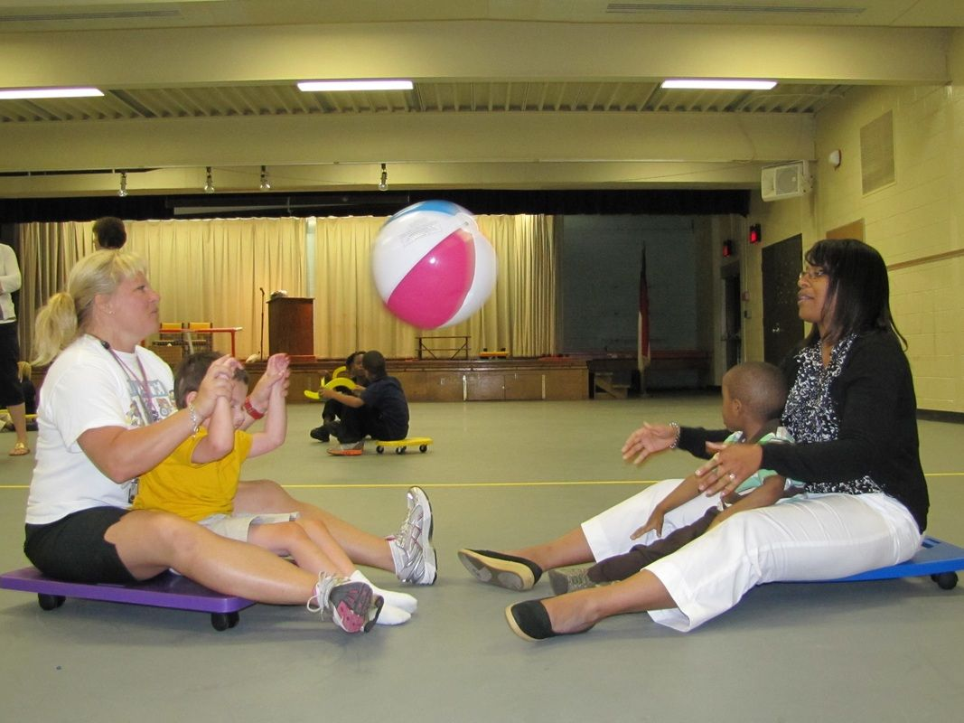 Pitt County Schools Adapted Physical Education