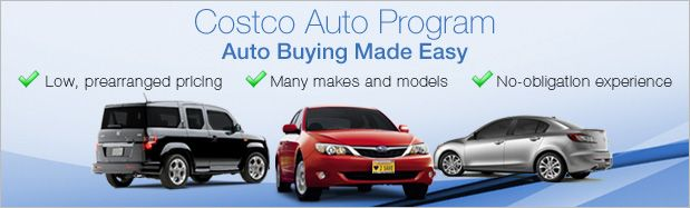 Certified Auto Sales >> Costco Auto Buy New Factory Certified Pre Owned Cars