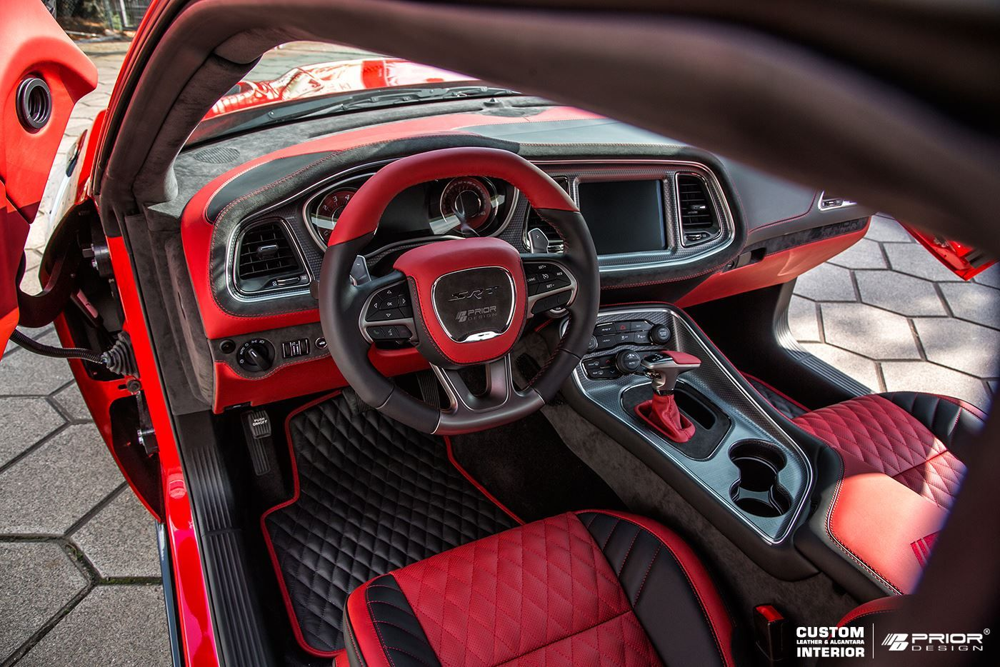 Presenting #Hellcat's Ascetic Interior Reworked By Prior