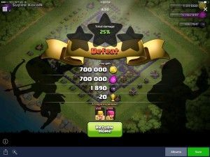 how he did this??????? only dark baracks | clash of clans ...