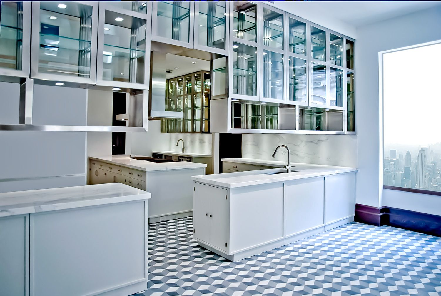 Metal Kitchen Cabinets