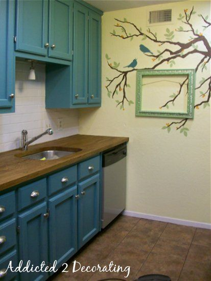 like this cabinet door makeover project but probably would have put glass in also turn raised panel doors into recessed walls by rh pinterest