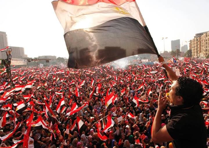 The Egyptian Revolution 30 June 3013 They Claim It S A Coup