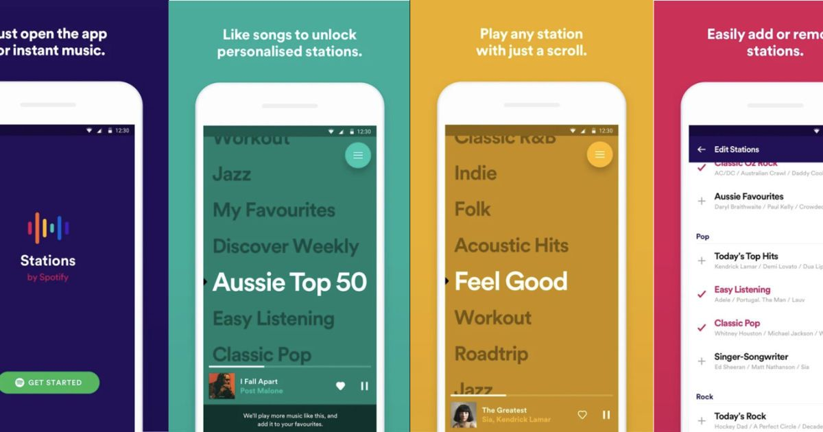 Spotify is testing a Pandoraesque standalone Android app
