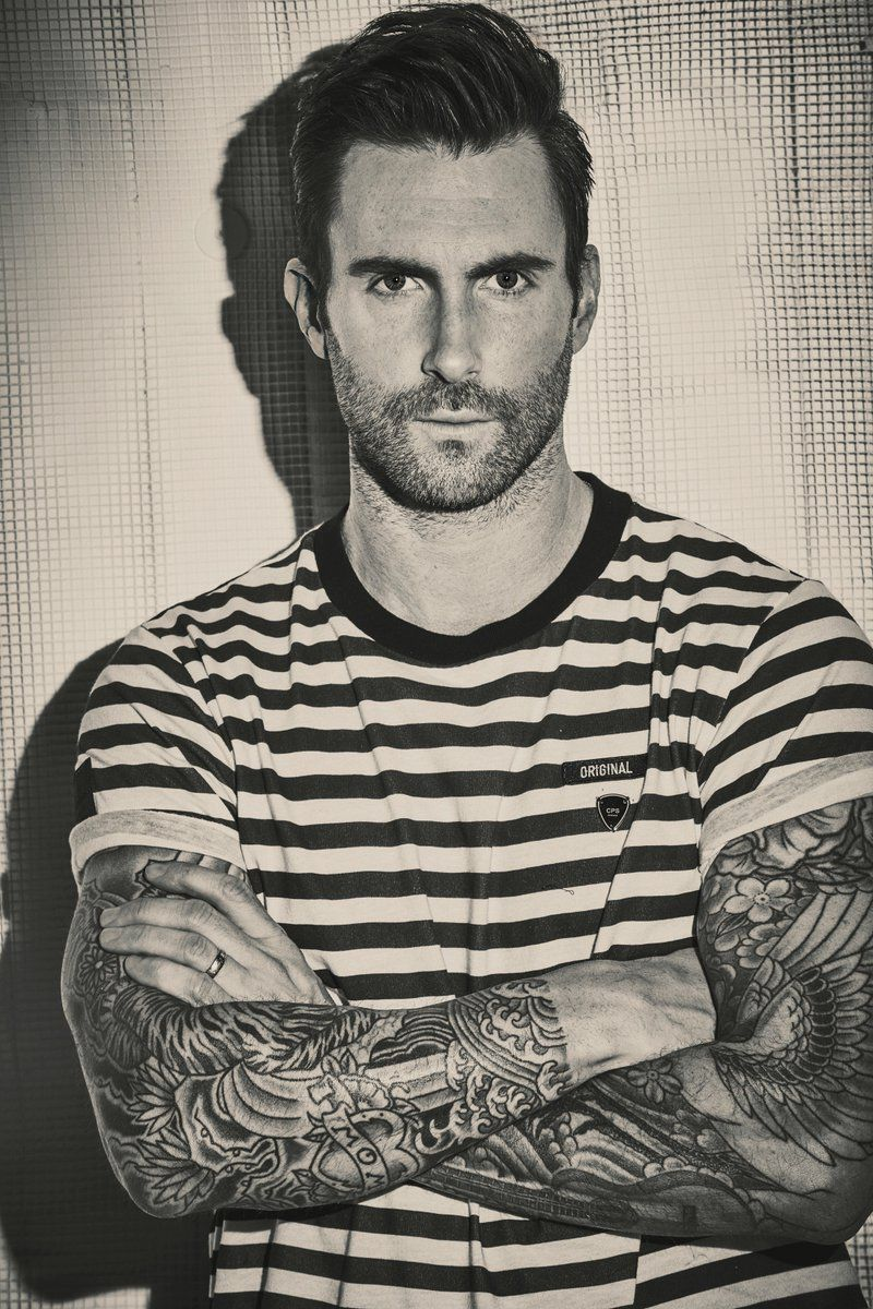 Multiple Sizes ADAM LEVINE MAROON 5 THE VOICE Poster B