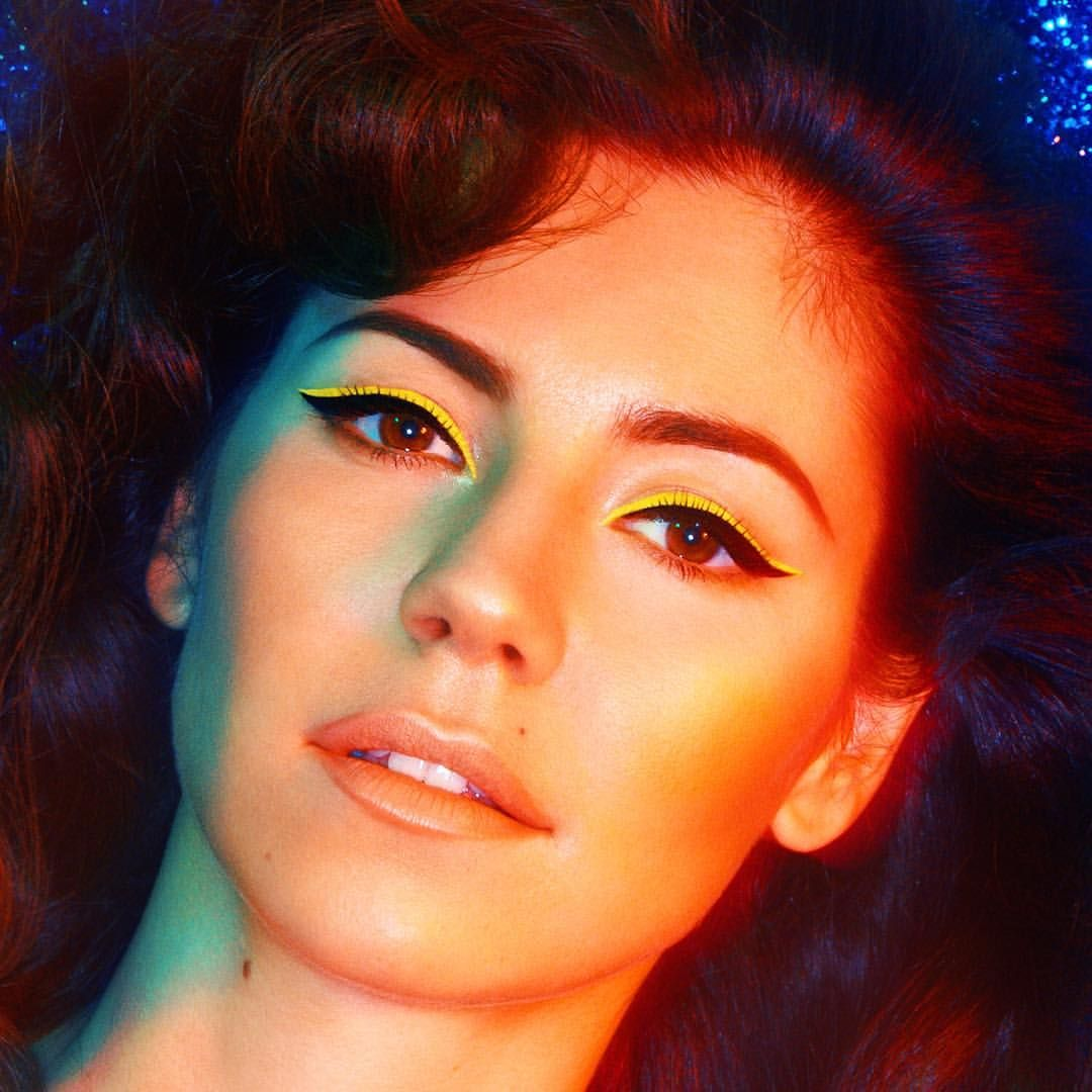 """1,174 Likes, 24 Comments - ⠀⠀⠀⠀⠀CHARLOTTE RUTHERFORD (@charlie__chops) on Instagram: """"TB Crop of marinas forget single artwork """""""