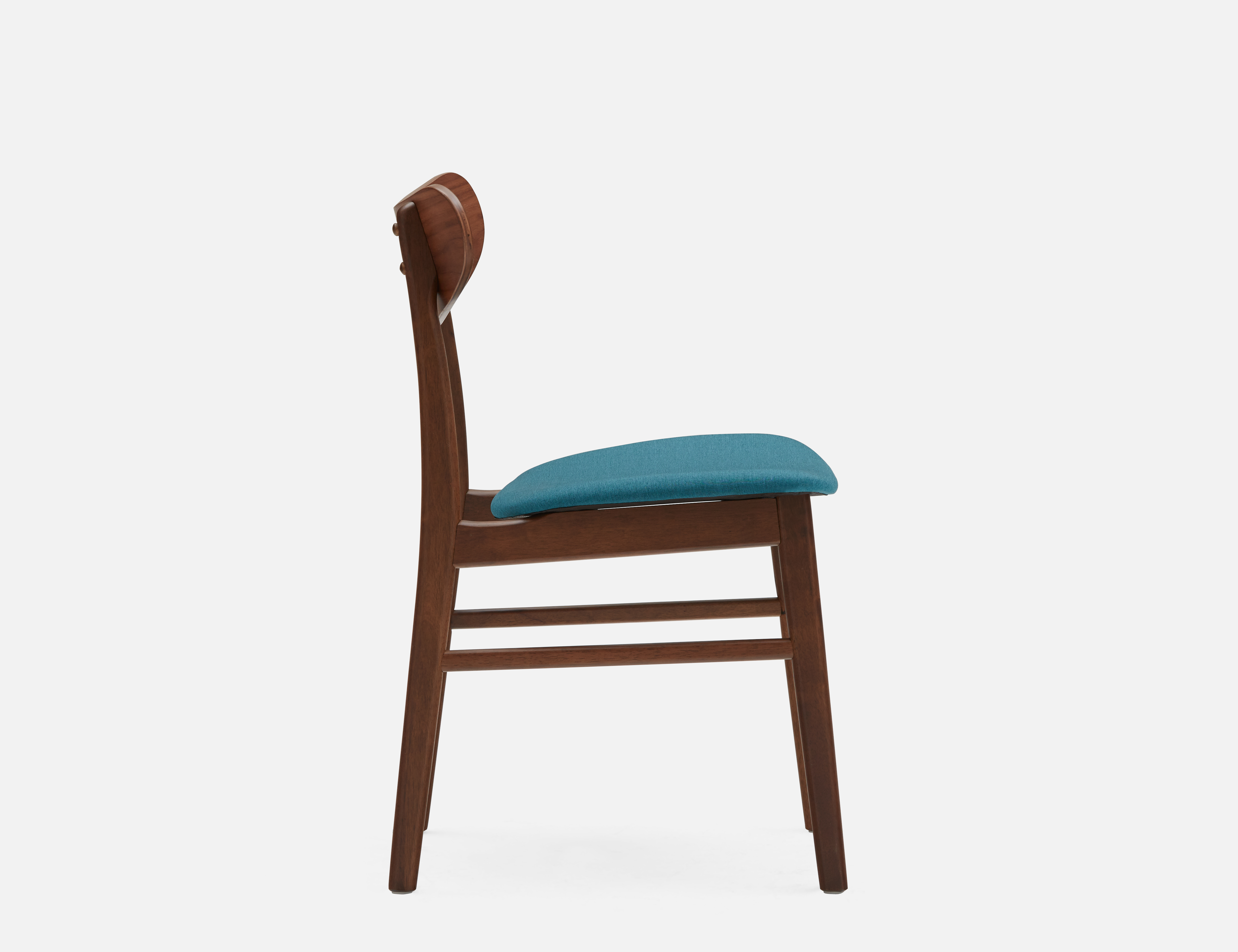 Blue Bentwood Dining Chair Structube Houston Dining Chairs