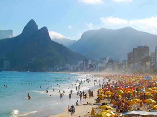 Things to do in Rio de Janeiro This Summer When You're Not Watching Football!