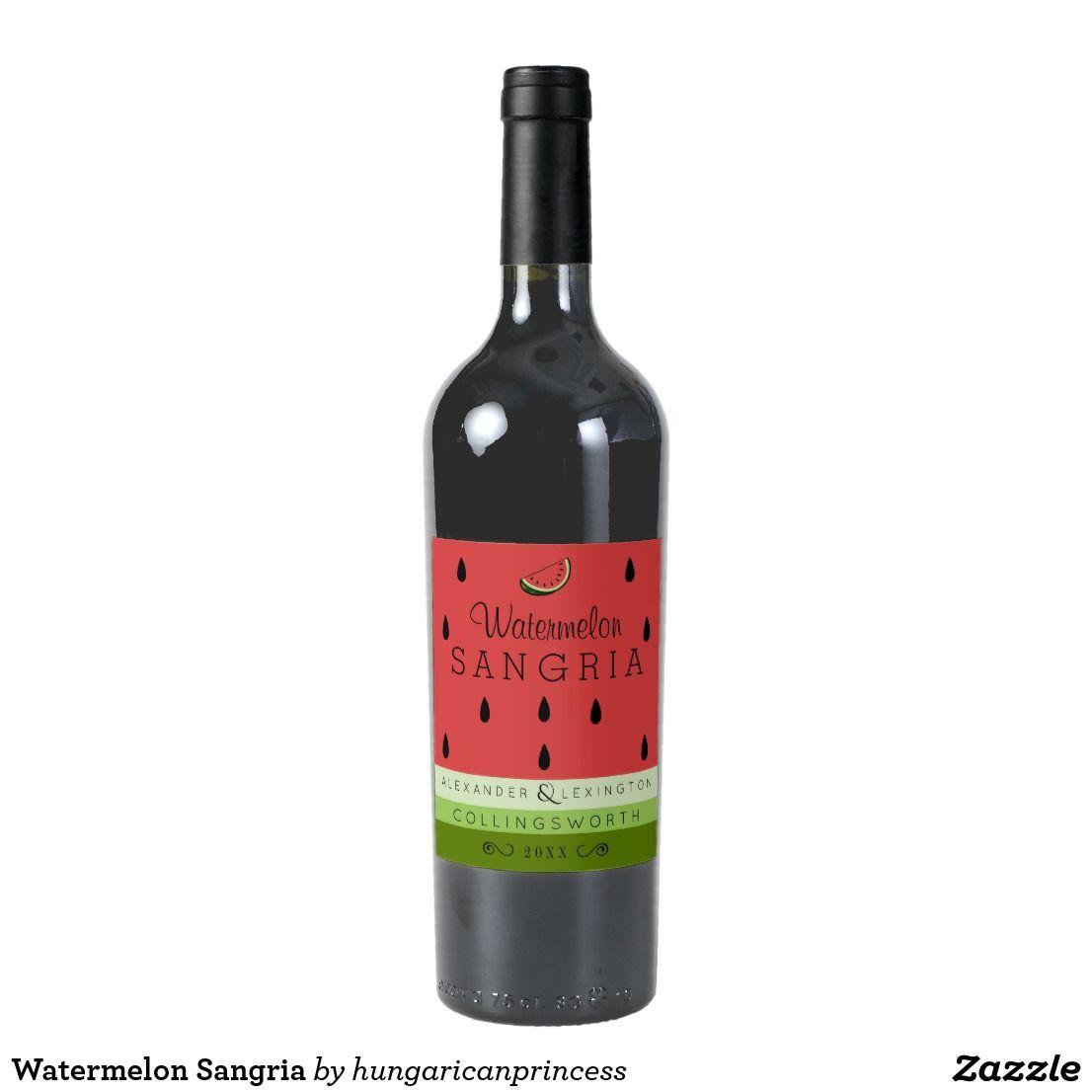 Create Your Own Food And Beverage Label Set Zazzle Com Happy Birthday Wine Birthday Wine Wine Lables