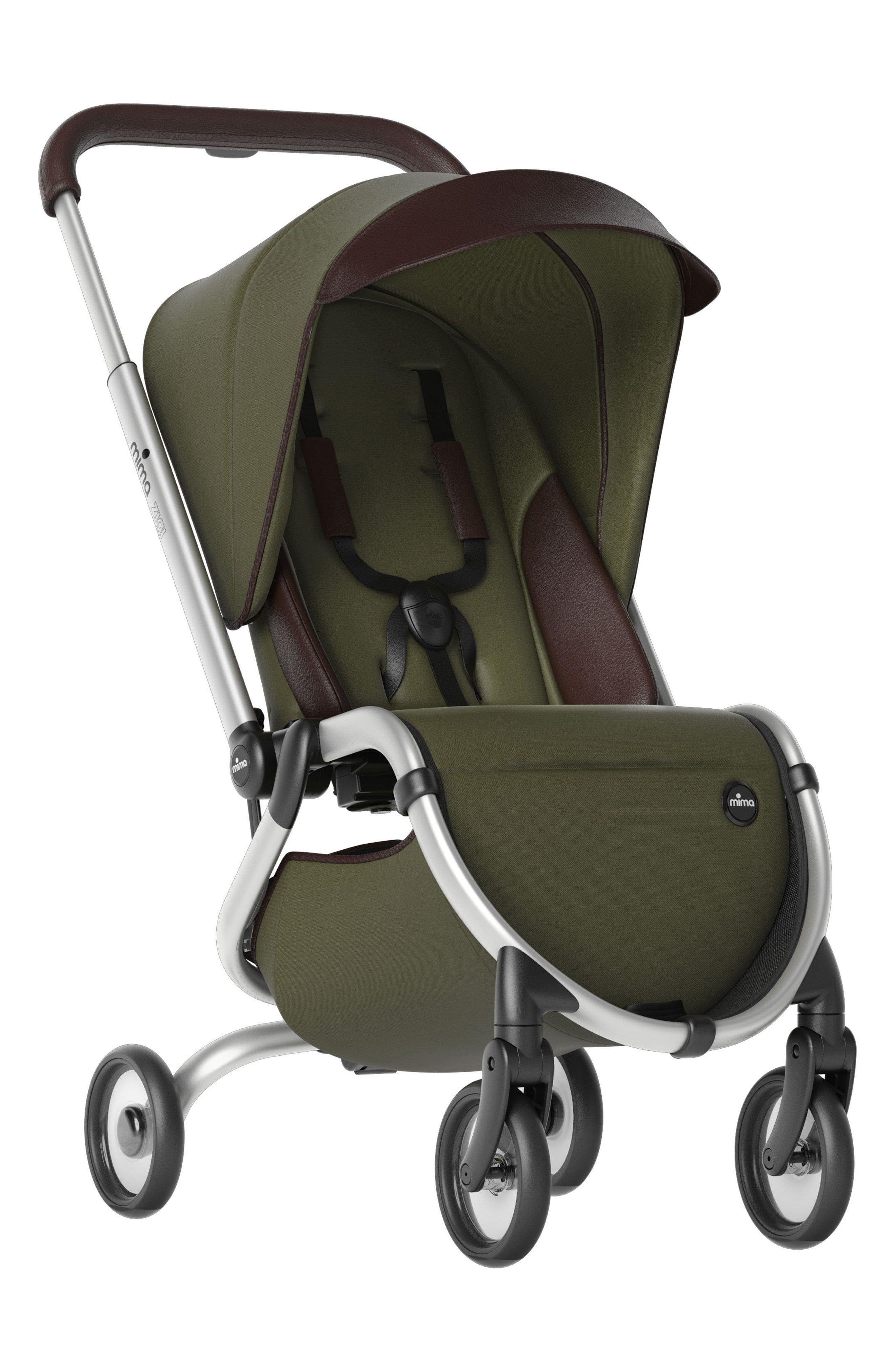 Infant Mima Zigi Travel Stroller, Size One Size Blue
