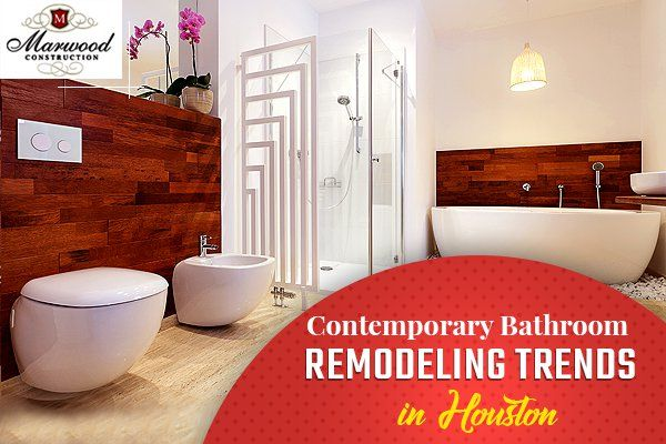 Contemporary Top Bathroom Remodeling Trends In Houston Contemporary Impressive Bathroom Remodel Houston Remodelling