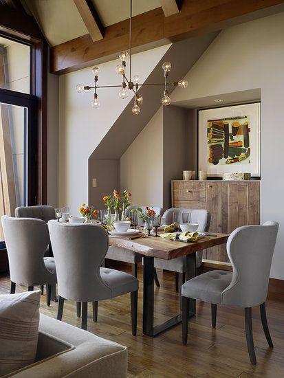 Lake Tahoe Dining Room Set Classy A Sneak Peek At The Ritzcarlton Lake Tahoe's New Luxury Digs Design Inspiration