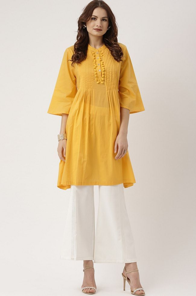 72c28cfeeeb9 34 Types of Kurti Designs Every Woman Should Know
