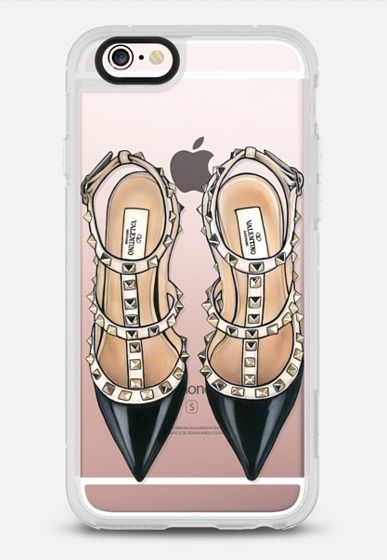new style f561a 2821c Rockstud Valentino iPhone 6s case by MISS CHANEL | Casetify ...