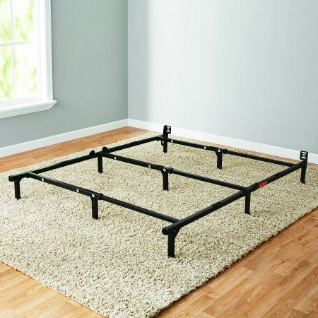 Home Adjustable Bed Frame Metal Bed Frame Steel Bed Frame