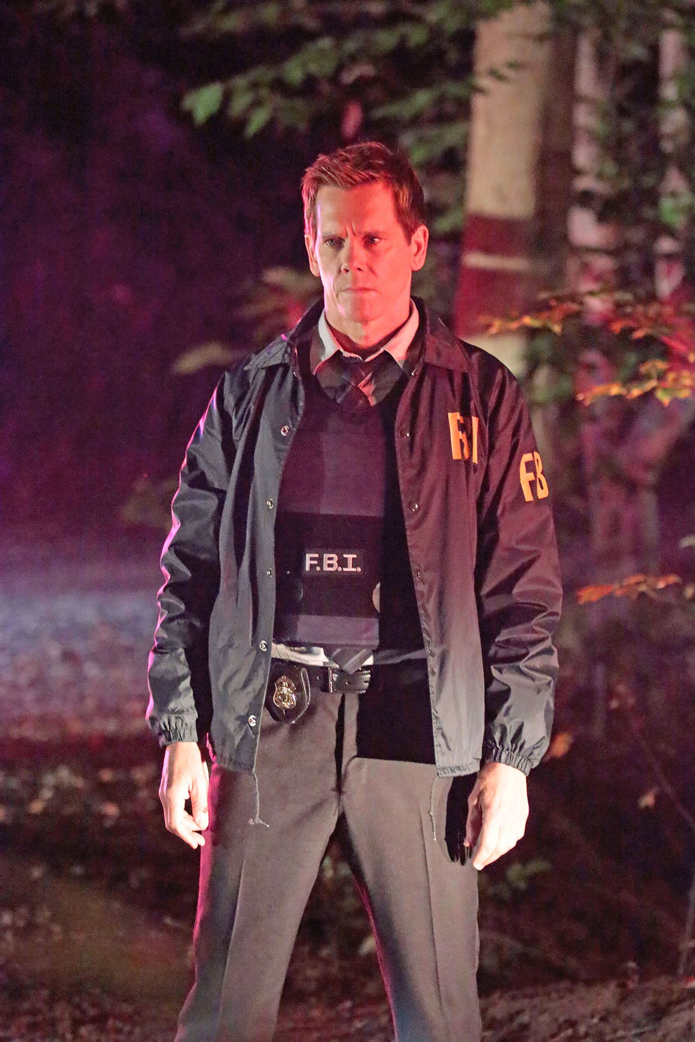 Oh no!!!!!! First Joe Carroll died and now The Following has too. Fox has canceled the Kevin Bacon-starring serial killer drama after three seasons. The drama, which made a splash when it debuted in Jan. 2013, told the story of dogged FBI agent Ryan Hardy (Kevin Bacon), who spent years tracking down Poe-obsessed Joe Carroll (James Purefoy). But the series has struggled in the ratings this season, Joe's execution be damned. A recent outing drew 3.22 million viewers and a 1.1 in the demo.