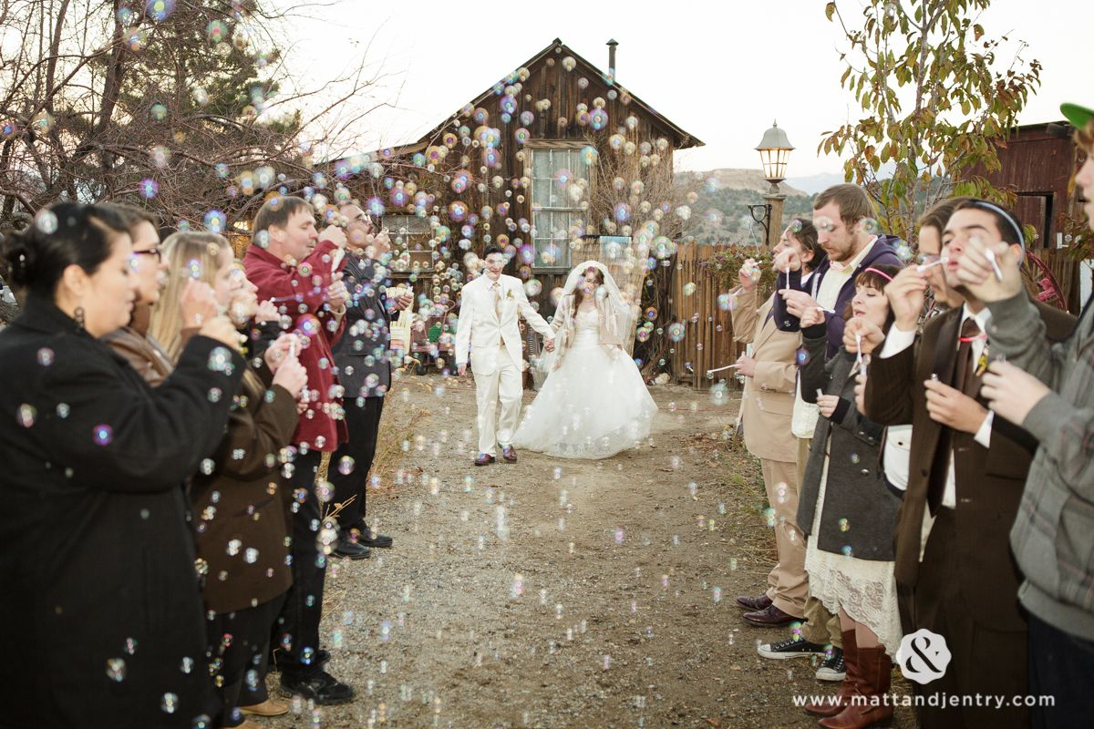 Bubble Getaway After A Vintage Mackay Mansion Wedding In Virginia City Nv By