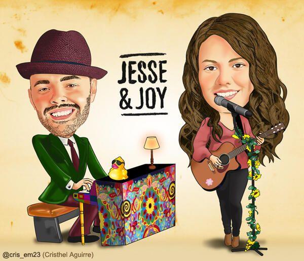 """Me gusta la canción corre por Jesse y joy ellos son de México. Me gusta su letra """"Toma todo lo que quieras pero vete"""". Significan """"take all you want but just leave"""" en inglés."""