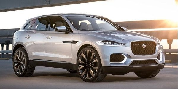 2018 Jaguar F Pace Colors Release Date Redesign Price The Standard British Car Maker Prepares A Hello Performance Mannequin Of Its