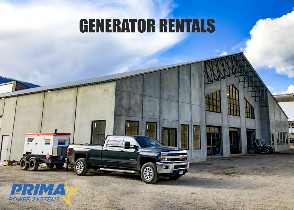 Generator Rentals Throughout British Columbia In 2020 Generators For Sale Rental Portable Generators