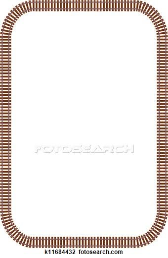 Railroad Track Illustrations And Clipart 605 Royalty Free Drawings Graphics Available To Search From Over 15 Vector EPS