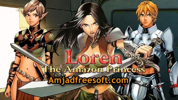 Loren Amazon Princess Free v1.2.8.1 MOD APK Amazon